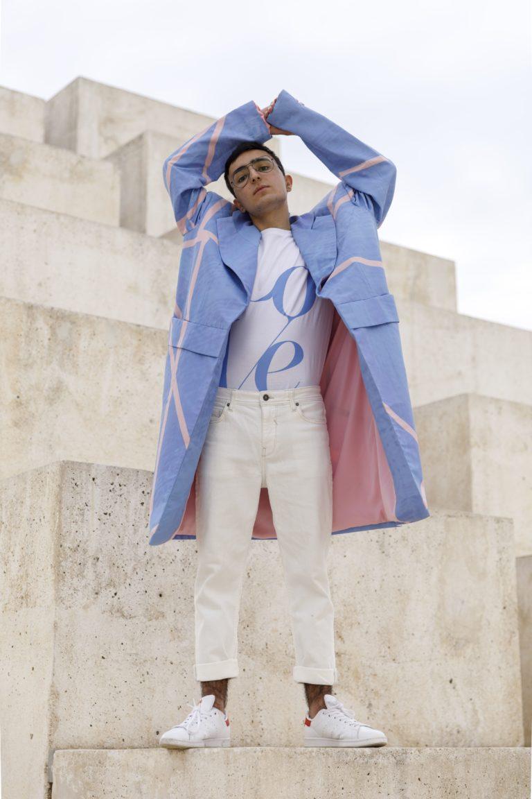 היה לי חשוב לעבוד עם מעצב אופנה ישראלי במקום לחזק עוד מותג או רשת גדולה