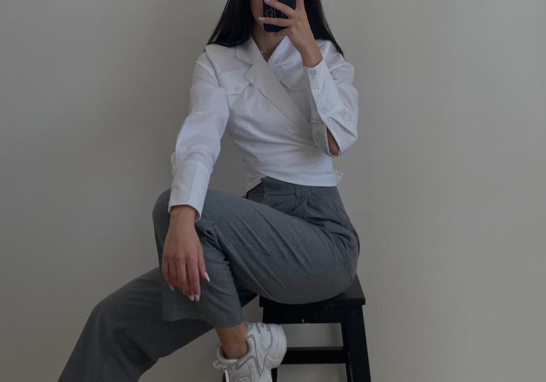 הבלוג היה הדרך שלי לחקור מהו עולם האופנה עבורי